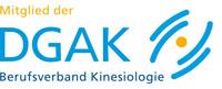 Mitglied DGAK Gesellschaft für Angewandte Kinesiologie e. V.